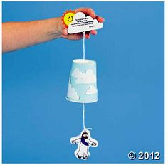 jesus ascension to heaven craft - Google Search
