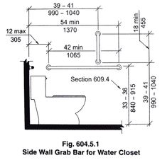 Ada Bathroom Ada Grab Bar Requirements Therap