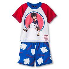 Boys' Big Hero 6 Pajamas