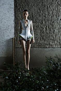 Style Pantry | Malgorzata Dudek S/S 2012 Lookbook