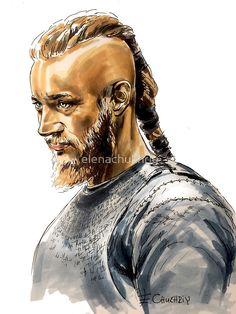 Ragnar by elenachukhriy