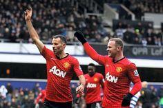 Carrick: Ryan Giggs United effort 'incredible' | Ryan Giggs | Manchester United & Wales | RyanGiggs.cc | V3.0