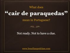 Learn Portuguese with italki!