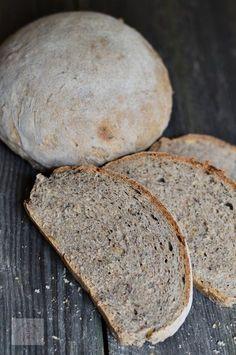 Tasty, Yummy Food, Easy Bread, Bagel, Bread Recipes, Food And Drink, Rolls, Cooking, Barley Recipes