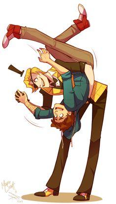 Gravity Falls - Bill Cipher x Dipper Pines - BillDip Gravity Falls Dipper, Anime Gravity Falls, Gravity Falls Fan Art, Gravity Falls Bill Cipher, Gravity Falls Comics, Dipper E Mabel, Dipper And Bill, Billdip, Grabity Falls