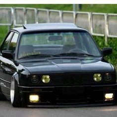 Deeper as hell, Bmw E30