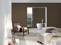 A.S. Création Wallpaper 304173: Wallpaper, Brown, Nature, Ethnic, Graphics, Modern, nature, ethnic, graphic, modern, Office, Hallway, Sleeping, Living, office, corridor, bedroom, living room