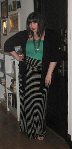 Style Plus Curves: 3 Ways to Wear a Kiyonna Convertible Dress