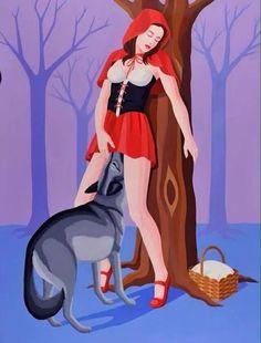 Красная Шапочка | Little Red Riding Hood