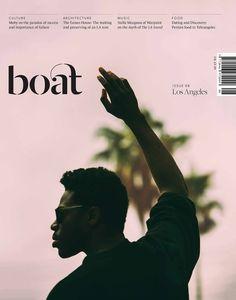 Boat (London UK + Los Angeles USA) — Designspiration