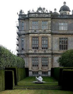 Longleat House   -  Robert Smythson, Architect