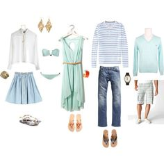 """What to Wear- Beach Sessions"" by lyndahwells on Polyvore"