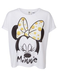 Minnie Mouse tee from VERO MODA! Have fun with fashion!