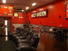 Man Cave Garage Plans | Harley Garage coming soon... - Page 2 - Harley Davidson Forums