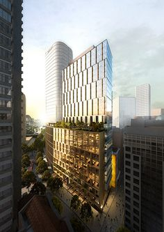 HASSELL | Project - 220 George Street