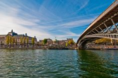Paris (06) - Seine by Vlado Ferencic on 500px