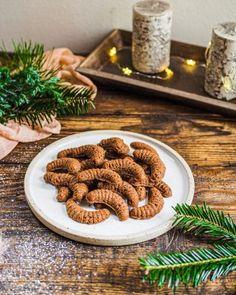 Sněhové pusinky   Na skok v kuchyni Crinkles, Sausage, Meat, Food, Eten, Sausages, Meals, Diet