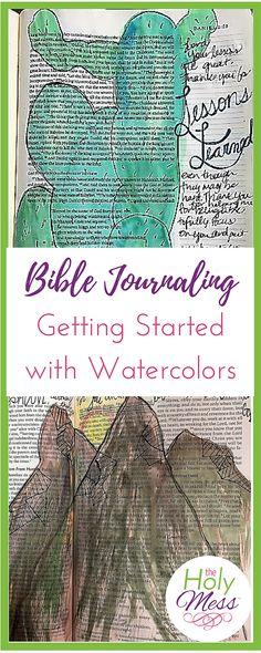 Bible Journaling Get