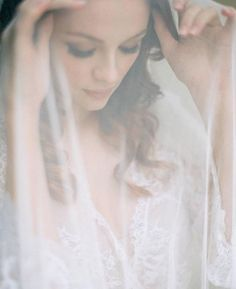 Quiet soft moments during preparation shot on Fuji 400H through a Contax 645 by @weareorigamiphotography