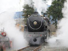 Westcoast Railway Heritage Park - Squamish, BC