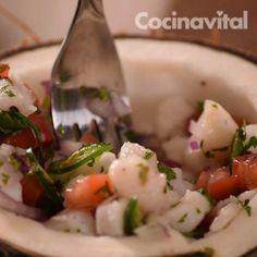 Mexican Food Recipes, Sweet Recipes, Vegan Recipes, Cooking Recipes, Ethnic Recipes, Mini Foods, Creative Food, Deli, Food Videos