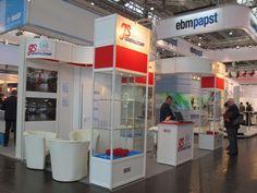 MEDICA - Messe Düsseldorf. GENERALSTAMP. Ricerca, analisi, promozione e comunicazione. Progettazione e realizzazione dell'allestimento dello stand. Photo by honegger