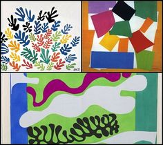 How to Make a Garden Collage With Your Kids, Matisse-Inspired #MyKidsAdventures