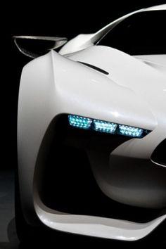 Citroen GT concept car.