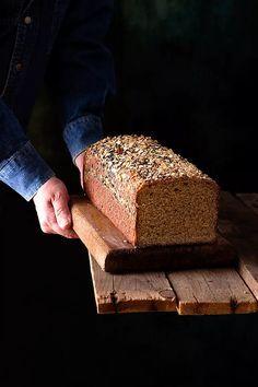 Pan de Molde Integral Casero [Más Fácil De Lo Que Crees]