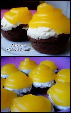 "Alakbarát ""Mirindás"" muffin Halmai Réka receptje - Dia-Wellness Dessert Cake Recipes, Desserts, Waffle Cake, Twisted Recipes, Paleo, Clean Eating Snacks, Baby Food Recipes, Food Videos, Biscotti"
