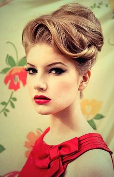 pictures of wedding hair styles five classic vintage hairstyles wednesday wish list 13 6912