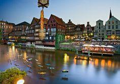Lüneburg in Niedersachsen