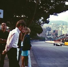 Truth About the Beatles' Girls — blixtbaby: Pattie and George watching Formula one. John Lennon, George Harrison Pattie Boyd, Old School Movies, The Beatles 1, Liverpool Legends, Look At The Sky, Photoshoot Inspiration, Great Bands, Formula One