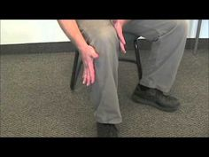 Edgework Knee   Massage Self-Help Advice