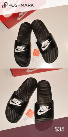 Nike Benassi JDI Mens Slide Sandals Size 13 3113 Nike Benassi JDI Mens Slide Sandals Sole Outer Surf Area: 100% Synthetic Rubber Blend Upper Outer Surf Area: 100% Synthetic Nike Shoes Sandals & Flip-Flops
