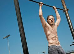 23 of the Sexiest Charlie Hunnam Pictures Out There