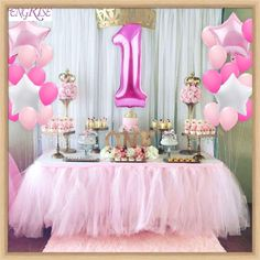 Online Shop QIFU My First Birthday Air Number Foil Balloons Air Baby Shower Boy Girl Birthday Party Decorations Kids Party Balloons Kit 1st Birthday Party Supplies, 1st Birthday Party For Girls, 1st Birthday Party Decorations, Girl Birthday Themes, Diy Birthday, Birthday Gifts, Birthday Ideas, Cake Birthday, Princess First Birthday