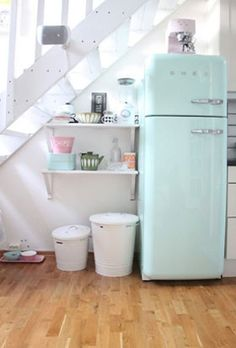 Stoere koelkast