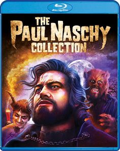 THE PAUL NASCHY COLLECTION 5-DISC BLU-RAY SET (SCREAM FACTORY)