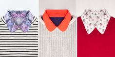 American Apparel - Collars and Sweaters,