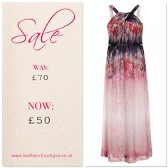 Little Mistress Plus Size Watercolored Maxi Dress #sale #feathersboutique #liverpool #love #fashion #fashionista #style #stylist #clothes #clothing #ootd #fbloggers #bbloggers #bloggers #blogging #blog #picoftheday #photooftheday #outfit #littlemistress #curvy #plussize #maxidress #dress
