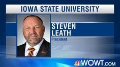 ISU says president caused $12000 damage to school plane - WOWT