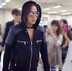 The Eels Family Official Bulletin: [Fan Cam & Pics] Jang Keun Suk arrived at Gimpo Airport, 2015-09-22