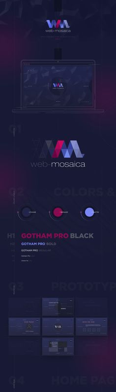Web-Mosaica Promo Site