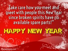 Happy New Year Funny Wishes