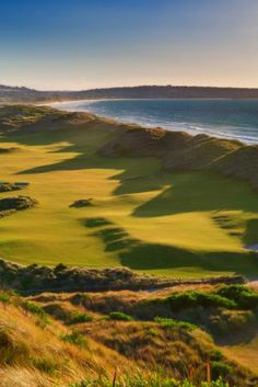 Barnbougle Dunes Famous Golf Courses, Golf Training, Tasmania, Beautiful World, Dune, Landscapes, Destinations, Bucket, The Incredibles