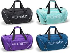 Runetz-Gym-Bag-Travel-Duffle-Large-20-for-Men-Women-Shoulder-Duffel-Sport