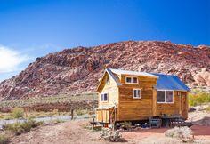 Red Rocks Tiny House | Tiny House Swoon