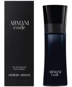 864e0ce4b990e Giorgio Armani Armani Code for Men Eau de Toilette Spray