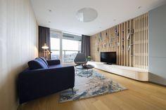 Exkluzívny byt na prenájom, Panoramacity, Bratislava | RULES architekti